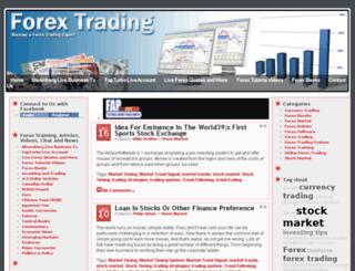 tradingforextoday.com screenshot