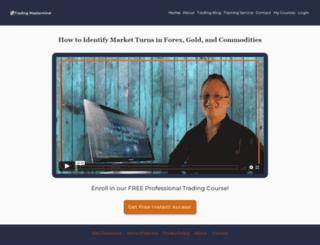 tradingmastermind.com screenshot