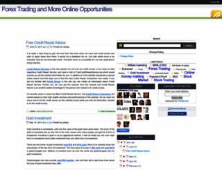 tradingresource.blogspot.com screenshot