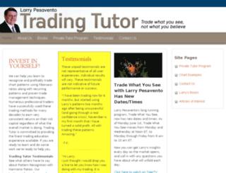 tradingtutor.com screenshot