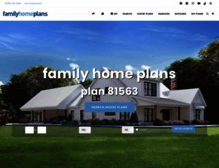 traditional.coolhouseplans.com screenshot