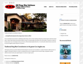 traditionalfengshui.com screenshot
