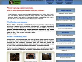 traditionaloven.com screenshot