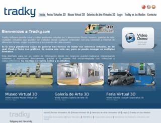 tradky.com screenshot
