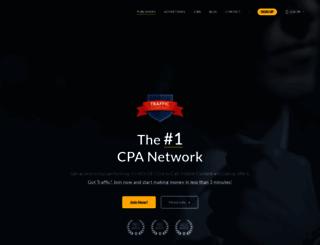 trafficcompany.com screenshot