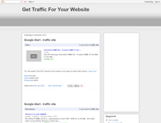 trafficforallwebsites.blogspot.com screenshot