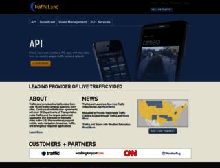 trafficland.com screenshot