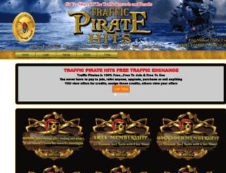 trafficpiratehits.com screenshot