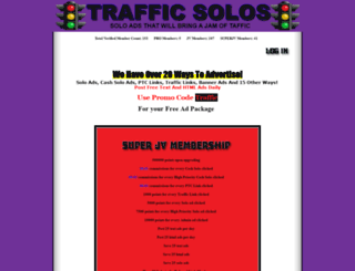 trafficsolos.info screenshot