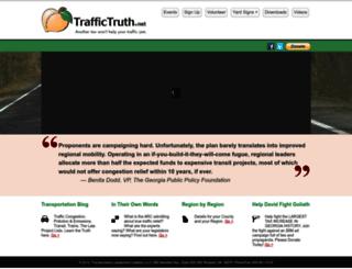 traffictruth.net screenshot