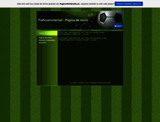 traficoeninternet.es.tl screenshot