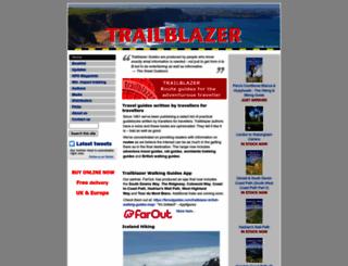 trailblazer-guides.com screenshot