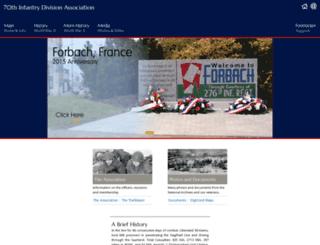 trailblazersww2.org screenshot