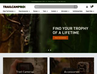 trailcampro.com screenshot