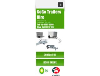 trailerandautoparts.com.au screenshot