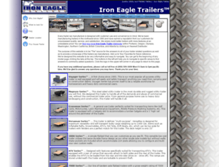 trailerinfo.com screenshot