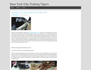 trailingtiger.com screenshot