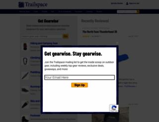 trailspace.com screenshot