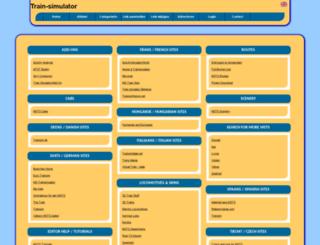 train-simulator.allepaginas.nl screenshot