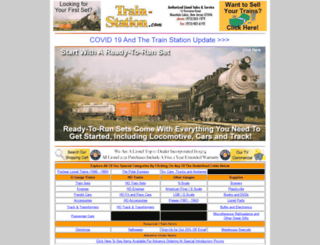 train-station.com screenshot