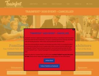 trainfest.com screenshot