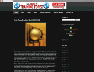 trainingforexdijakarta.blogspot.com screenshot