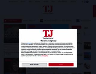 trainingjournal.com screenshot