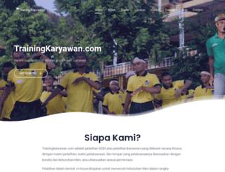 trainingkaryawan.com screenshot