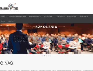 trainingtreeconsulting.pl screenshot