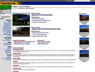 trainorders.com screenshot