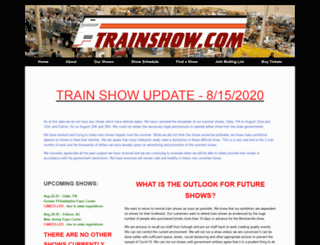 trainshow.com screenshot
