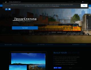 trainstationgame.com screenshot