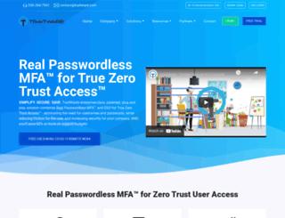 traitware.com screenshot