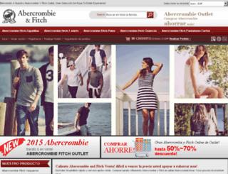 trajesdebanoventa.com screenshot
