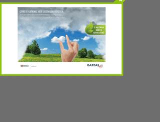 trakyagazdas.com screenshot
