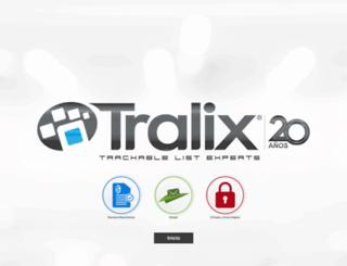tralix.com screenshot