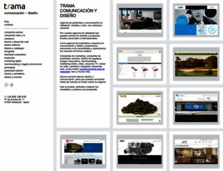 tramapublicidad.com screenshot
