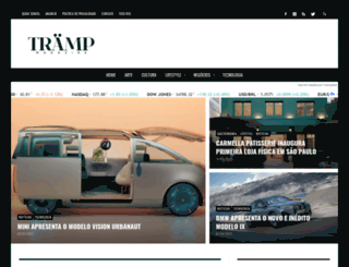 tramp.com.br screenshot