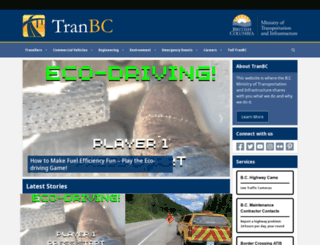 tranbc.ca screenshot