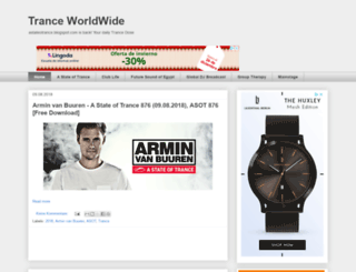 trance-worldwide.blogspot.co.at screenshot