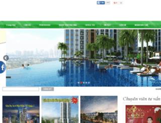 tranchauthanh.bizwebvietnam.com screenshot