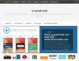 trandroid.com screenshot
