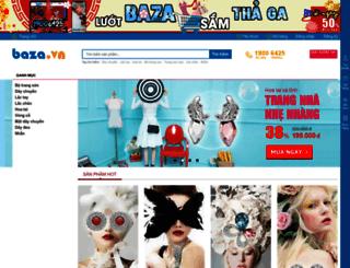 trangsuc.baza.vn screenshot