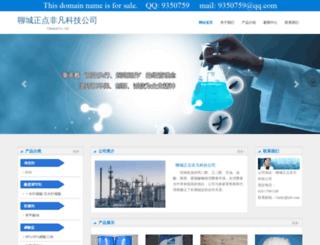 trangtinamthuc.com screenshot