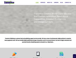 tranisticspub.com screenshot