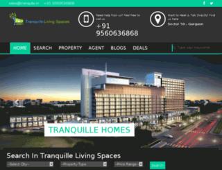 tranquille.propway.com screenshot
