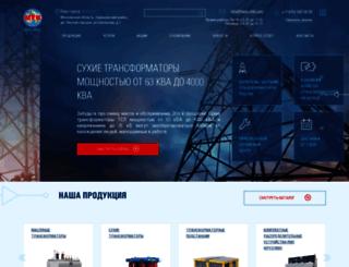 trans-mtk.com screenshot
