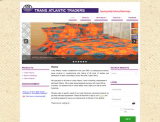 transatlantictraders.com screenshot