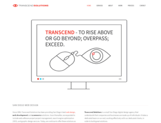 transcends.net screenshot