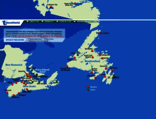 transcontinentalnewsnet.com screenshot